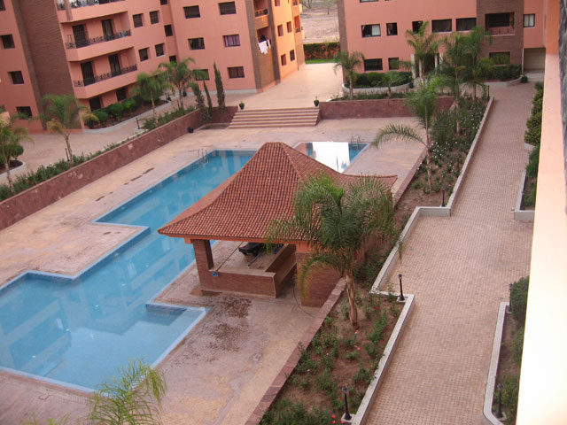 appartement avec piscine marrakech - Appartement Avec Piscine Marrakech