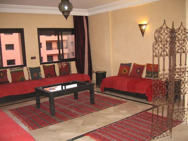 Location vacances villa marrakech louer villa marrakech for Appartement avec piscine marrakech