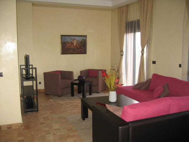 Appartement de standing-Immobilier Marrakech